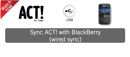 ACT Blackberry Wired