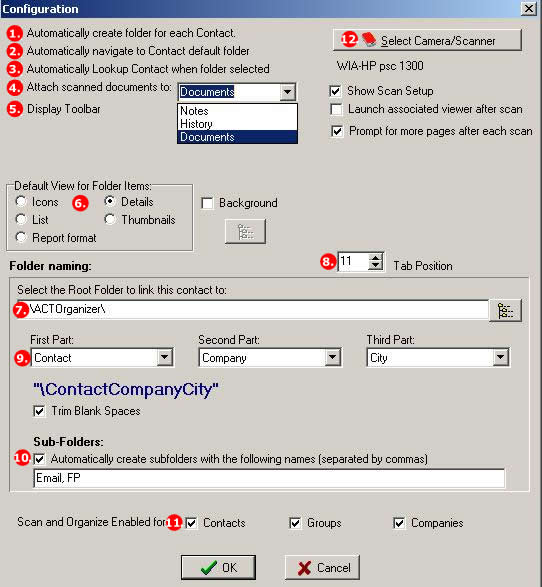 Scan&Organize